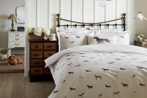 Sophie Allport Woof Bedding Set