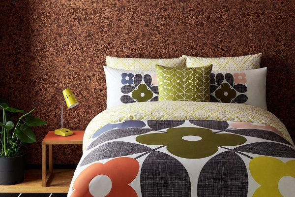 Orla Kiely Placement Flower