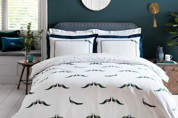 Sophie Allport on Peacock Bedding Set