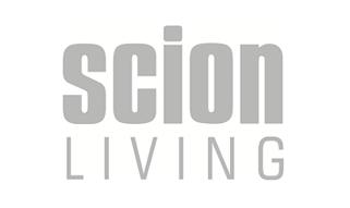 scion living logo