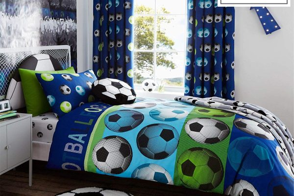 catherine lansfield football bedding