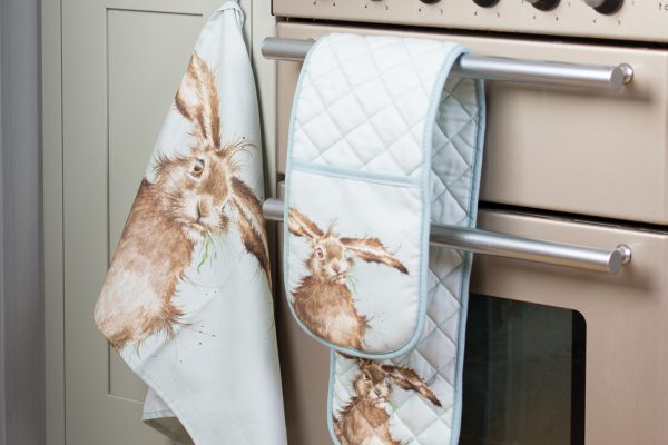 wrendale designs kitchen textiles