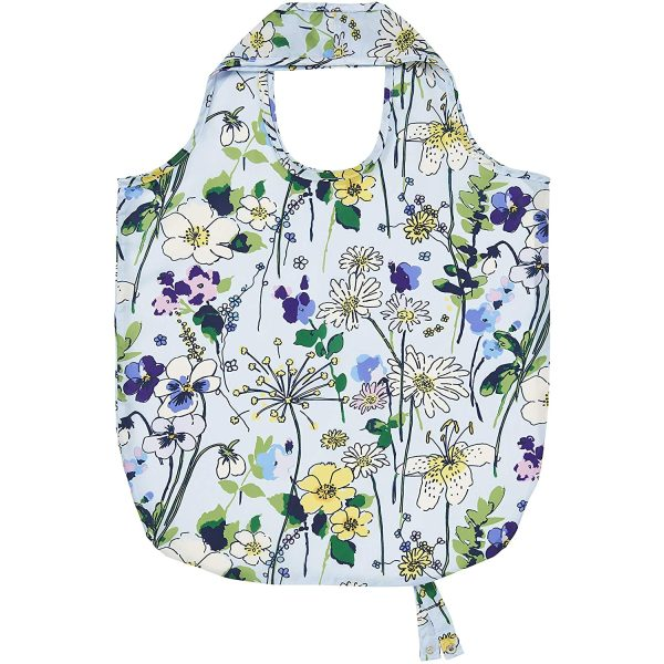 ulster weavers wildflowers packable bag open