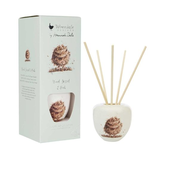 wrendale woodland reed diffuser