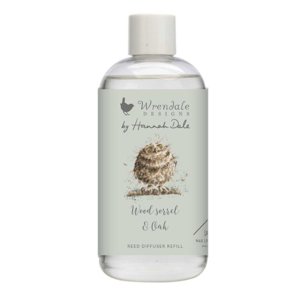 wrendale woodland reed diffuser refill
