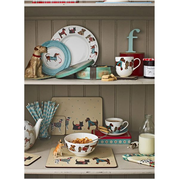 Ulster Weavers Hound Dog Lifestyle Placemats
