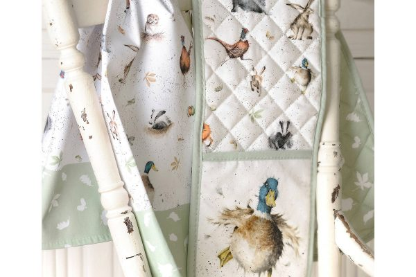 wrendale designs portmerion pimpernel kitchen textiles