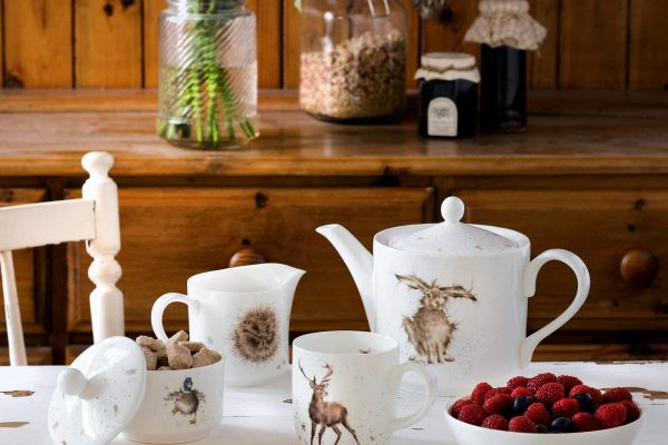 wrendale designs pottery range by royal worcester