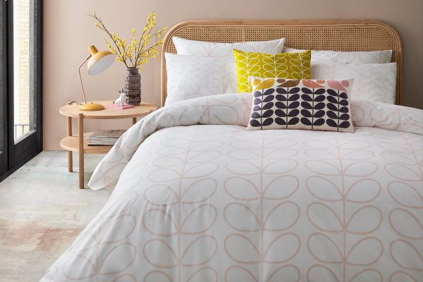 Linear Stem Pink orla Kiely Bedding
