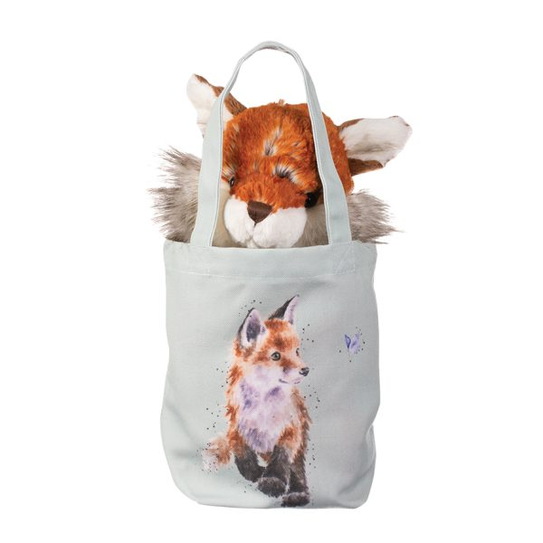 Wrendale Plush Soft Toy Autumn in Bag