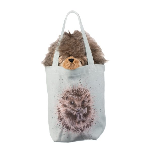 Wrendale Plush Soft Toy Mabel in bag