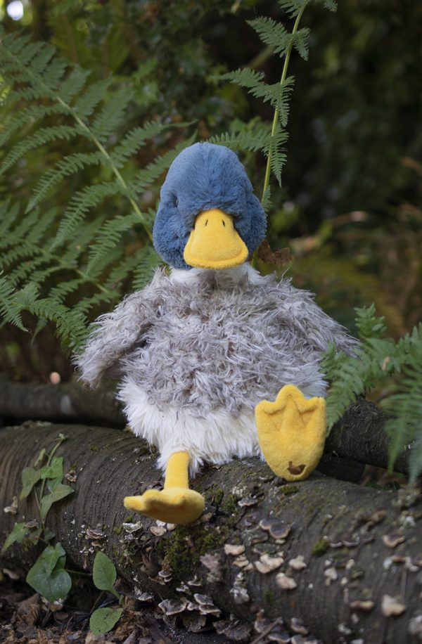 Wrendale Plush Soft Toy Webster lifestyle