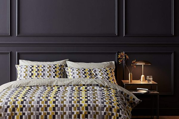 content by terence conran offset multi duvet cover set