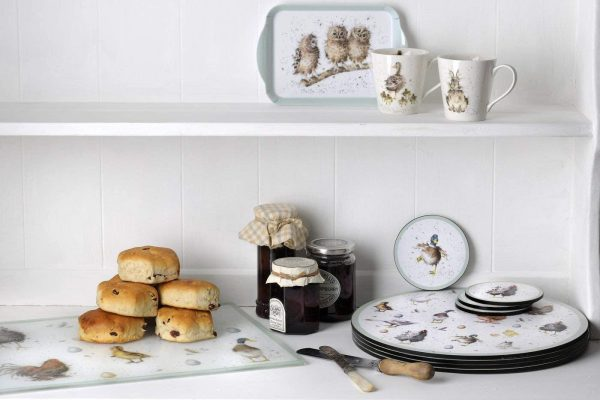 wrendale designs animal placemats