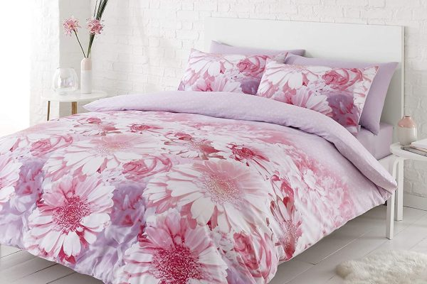 Catherine Lansfield Daisy Dreams Duvet Cover Set