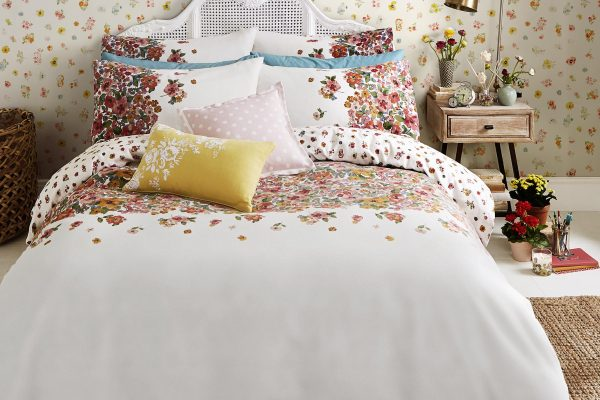 Painted Bloom Duvet Cover Set Cath Kidston