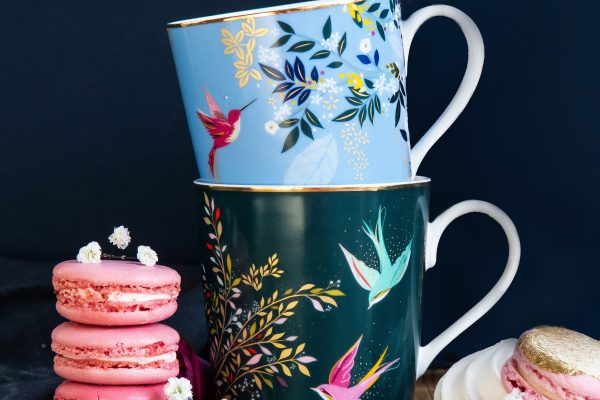 chelsea collection mugs by sara miller