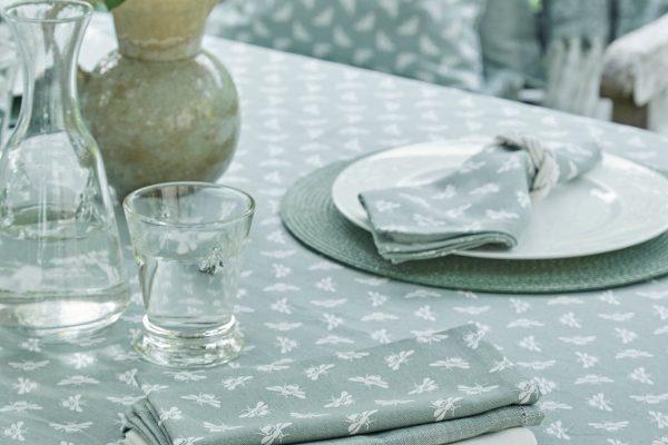 bee moss kitchen textiles walton & co