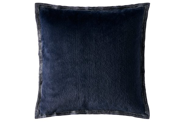 rita ora sylvie indigo bedding range cushion