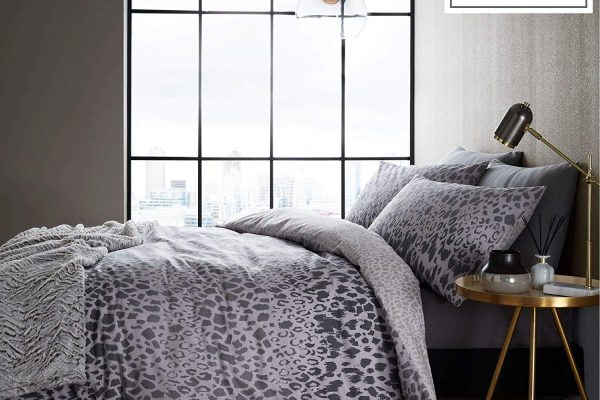 catherine lansfield animal print bedding