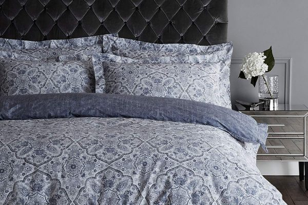 dorma calthorpe blue duvet sets