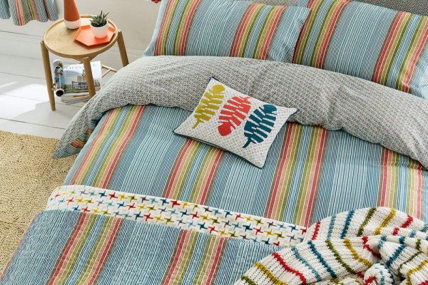 helena springfield macaw duvet cover
