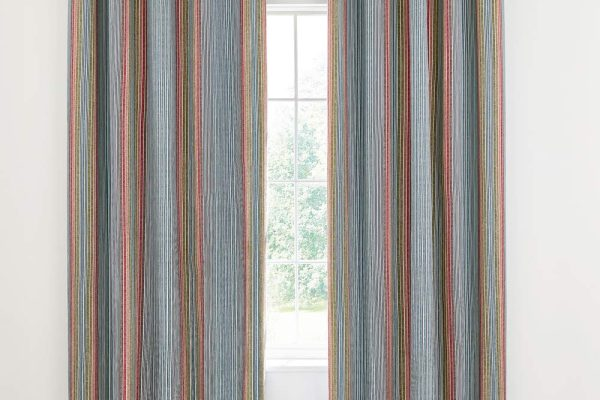 helena springfield macaw striped curtains