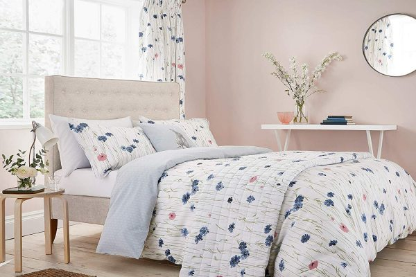 Sanderson Meadow Flowers Bedding Range