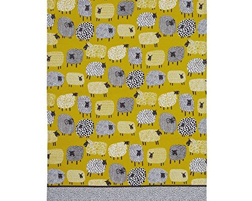 ulster weavers dotty sheep tea towel
