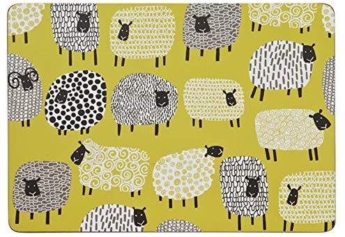 ulster weavers dotty sheep placemats